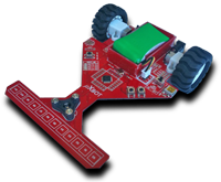 uXbot front view